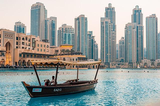 5 raisons d'investir votre argent à Dubaï