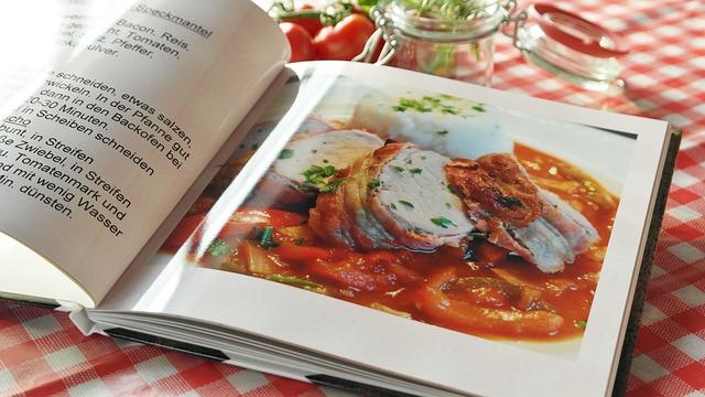 gagner de l'argent avec un livre cuisine