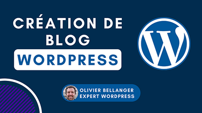 Creation de blog WordPress